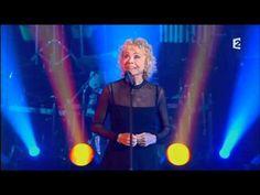 Isabelle AUBRET   rend hommage à Jean FERRAT  ... 17-03-2012 Jean Ferrat, Isabelle, Dance, Songs, Concert, Youtube, Pan Flute, Music, Singers
