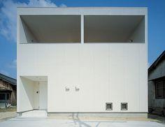 吹き抜けの階段をのぼる 愛知県瀬戸市 - 注文住宅、デザイナーズハウスのアーキッシュギャラリー