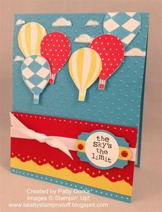 LaLatty Stamp 'N Stuff: Twisted Tuesday~ Cards for those you love