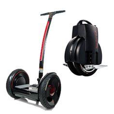 Monociclos eléctricos Segway