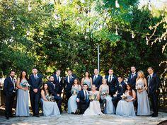 Dallas | Fort Worth | Film Photographer | Texas | Wedding | Jeff Brummett Visuals | Wedding Party