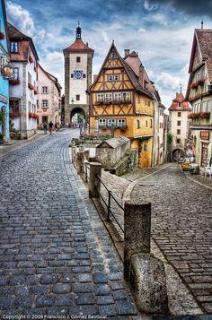 Rotherburg ob der Tauber, Germany
