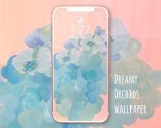 Dreamy Orchids Phone Wallpaper Download Lockscreen