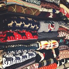 amazing sweater collection