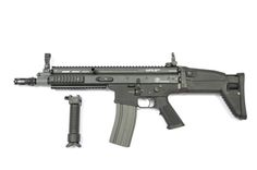 FN SCAR CQC assault rifle replica   Airsoft replicas \ Automatic Electric Guns \ Assault rifles   GunFire.pl - repliki ASG! asg, airsoftguns, militaria, broń, repliki broni