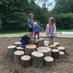 Preschool Playground, Playground Set, Natural Playground, Outdoor Playground, Play Area Garden, Backyard Play, Backyard For Kids, Kids Outdoor Spaces, Outdoor Fun For Kids