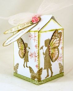 fairy box for class project