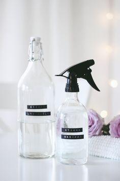 LA PETITE PRINCESSE: Ihmeellinen etikka - pyykinpesuun, pissasuihkeeksi ja siivoukseen.