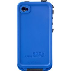 Lifeproof iPhone case (protects from rain, snow, dirt, mud, shock, food, everything)