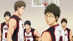 Seirin Boys