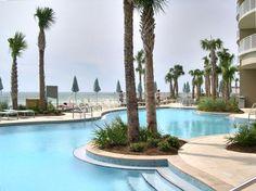 Aqua $1675 2 BR with bunks Condo vacation rental in Panama City Beach Area from VRBO.com! #vacation #rental #travel #vrbo