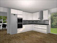 keittiön välitila laminaatti - Google-haku