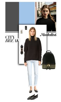 """Take a Break"" by modalist ❤ liked on Polyvore featuring M.i.h Jeans, Won Hundred, Marc Jacobs, Kate Spade, MICHAEL Michael Kors and Jeffrey Campbell"