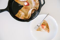 Gingerbread Spice Dutch Baby