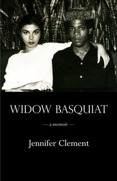 """""""Widow Basquiat"""" by Jennifer Clement. An interesting book about one of my favourite artist's Jean Michel Basquiat's girlfriend from her perspective. A must read for all JMB fans out there :)"""