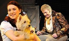 Wizard Of Oz musical: Over The Rainbow winner Danielle Hope makes Dorothy debut with Michael Crawford Wizard Of Oz Musical, Over The Rainbow, Mail Online, Daily Mail, Musicians, How To Make, Music Artists
