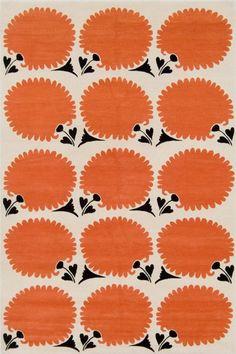 Madeline Weinrib - Tibetan - Carpets Textiles, Textile Patterns, Textile Prints, Textile Design, Color Patterns, Fabric Design, Print Patterns, Pattern Texture, Surface Pattern Design