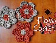 Great crochet lesson for the beginner crocheter that& looking for a slightly harder project. This is tagged as Easy crochet. This is a lesson teaches the double crochet attachment, the front post double crochet and basic shell combination Quick Crochet Gifts, Easy Crochet, Free Crochet, Crochet Coaster, Free Knitting, Yarn Projects, Crochet Projects, Crochet Tutorials, Crochet Ideas