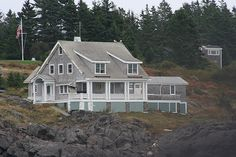 Home of Jamie Wyeth