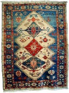 Armenian Rug, c. 1920s
