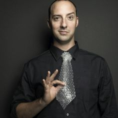 Who doesn't love Mr. Tony Hale?! Lunch with the Arrested Development & VEEP start in LA!