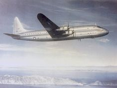 Lockheed XR6O-1 Constitution in flight (colour) - Lockheed R6V Constitution - Wikipedia