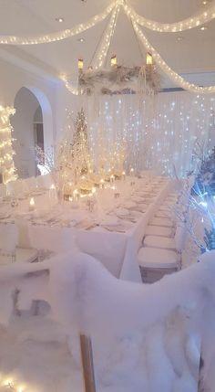 Wedding Inspiration, Wedding Ideas, Winter Wonderland Wedding, Enchanted Garden, Winter Weddings, Winter Garden, Sweet 16, Got Married, Big Day