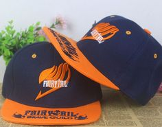 Fairy Tail Anime Snapback Baseball Anime Hat - OtakuForest.com
