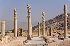 Apadana palace ruins