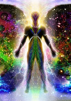 Humans have energy fields (HEF) that surround and bind us to the world or the universe for that matter.We are surrounded by the Universal Energy Field (UEF) – a never ending supply of energy that surrounds and binds everything. New Age, Chakras, Mantra, Bonheur Simple, Nova Era, Reiki Energy, Visionary Art, Spiritual Awakening, Love And Light