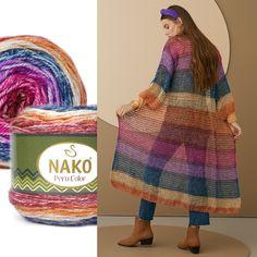 Modelimiz Nako Peru Color ile örüldü. Model anlatımı için yukarıda bulunan örgü aşkı linkimizi ziyaret edebilirsiniz.⠀   Crochet Clothes, Crochet Hats, Crochet Outfits, Magic Hands, Fall Winter, Autumn, Fitness Inspiration, Embroidery, Knitting