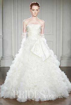 Peter Langner Wedding Dress - Spring 2015