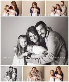 Julie Pottorff Photography | Southern IL Newborn Photographer | Newborn Photography | Baby Boy | Newborn posing | Rainbow baby