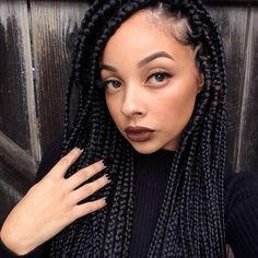 Awesome Braids On Pinterest Hairstyles For Women Draintrainus