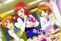 Love Live! Koizumi Hanayo Rin Hoshizora