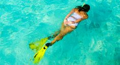 Snorkeling in Destin