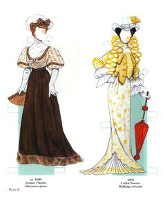 French Fashion Designers Paper Dolls 1900-1950 - Yakira Chandrani - Picasa Web Albums