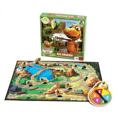 Dinosaur Train All Aboard Game present for Aiden?