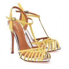 Women's Fashion High Heels : Schutz Shoe Boots, Shoes Heels, Heeled Sandals, Dream Shoes, Mode Outfits, Womens High Heels, Beautiful Shoes, Designer Shoes, Me Too Shoes