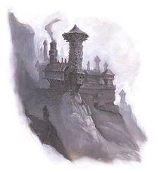 Dark Arrow Keep - The Forgotten Realms Wiki