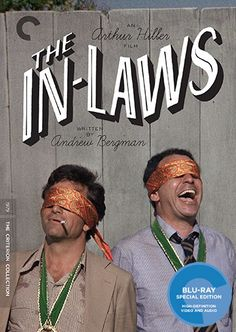 The In-Laws - Blu-Ray (Criterion Region A) Release Date: July 5, 2016 (Amazon U.S.)