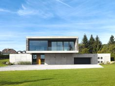 Villa Ritka, Czech Republic - http://www.adelto.co.uk/refreshing-and-cool-design-at-villa-ritka-czech-republic