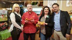 Gracias por tu visita, Rose-Michelle en Salón de Gourmets. Esperamos que te hayan gustado los tomates Reyrosa.