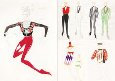 Costume Examples at Cabaret Dance Hall: Sweet and Nostalgic Designs in Japan - Handicrafts, Graphics, Architecture and More