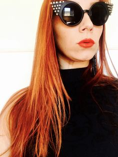 e7125cbb9 Bat Sunglasses #sunglasses #cateye. Juliana Amaral (Margoth) · Eye Wear ·  ILLESTEVA - Óculos Palm Beach ...