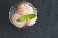 Mint and Grapefruit Sorbet | Community Post: 25 Sorbet Recipes That Will Make You Want To Give Up Ice Cream