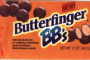 Butterfinger BBs OMGosh... I forgot about these...bring.them.back!