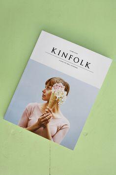 Kinfolk Magazine now in Kihoskh, Copenhagen, Denmark
