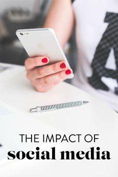 The Impact of Social Media  Belong Magazine