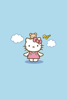 Hello Kitty Gifts, Hello Kitty My Melody, Sanrio Characters, Anime Characters, Cute Images, Cute Pictures, Hello Kitty Wallpaper Hd, Go Theme, Iphone Background Wallpaper